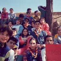 1990_acampada